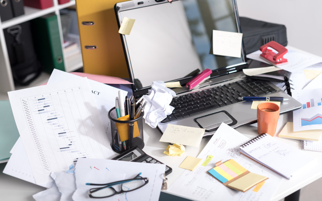 3 Simple Ways to Get Your Office Organized